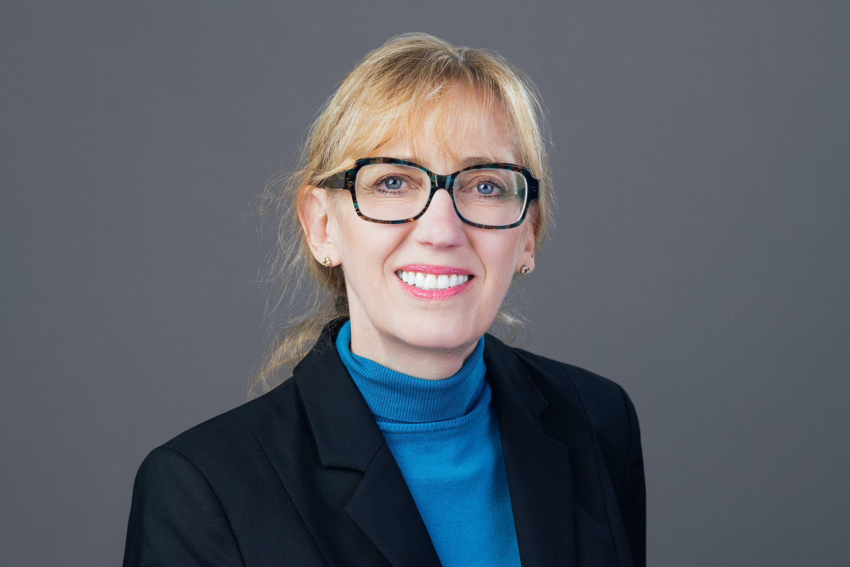 Accounting lecturer, Nancy Jones