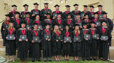Sports MBA 2013 Commencement