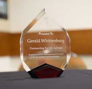 Gerald Whittenburg Award