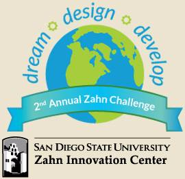 2nd annual Zahn Innovation Center Challenge SDSU