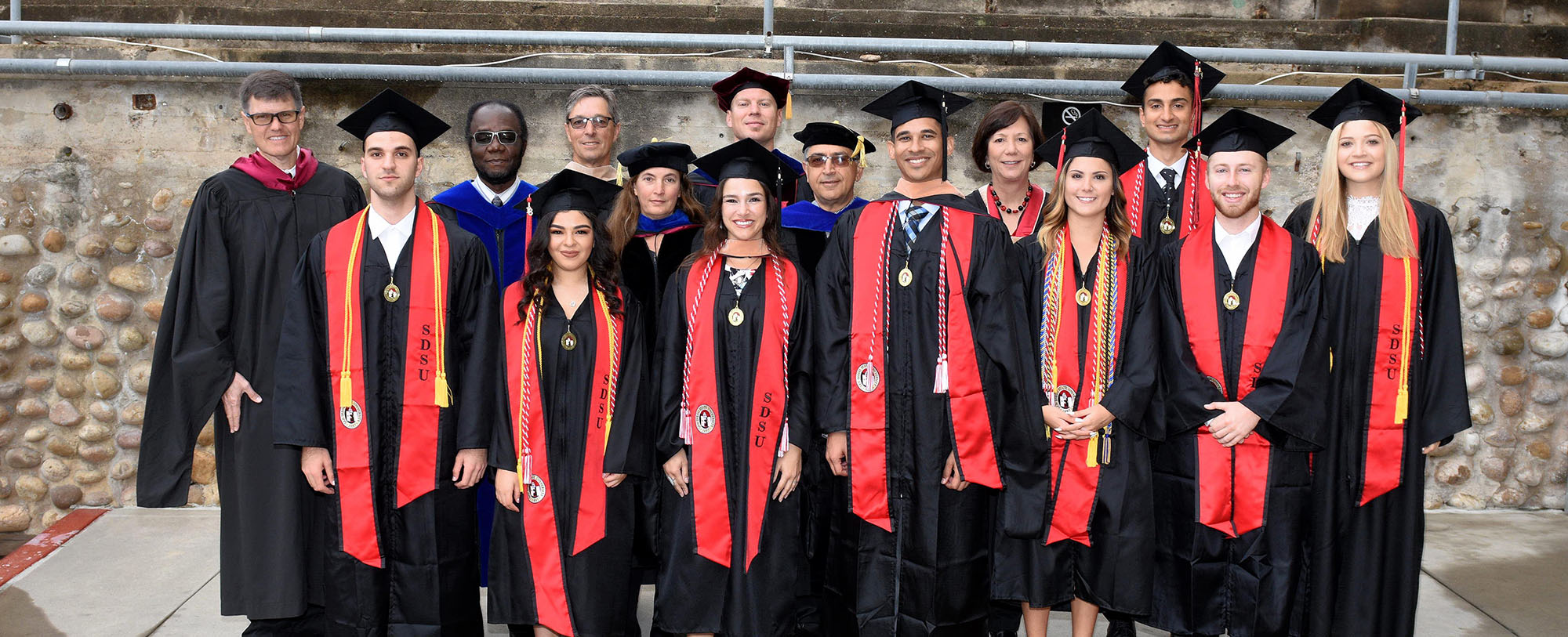 Fowler College of Business Graduates Set New Record