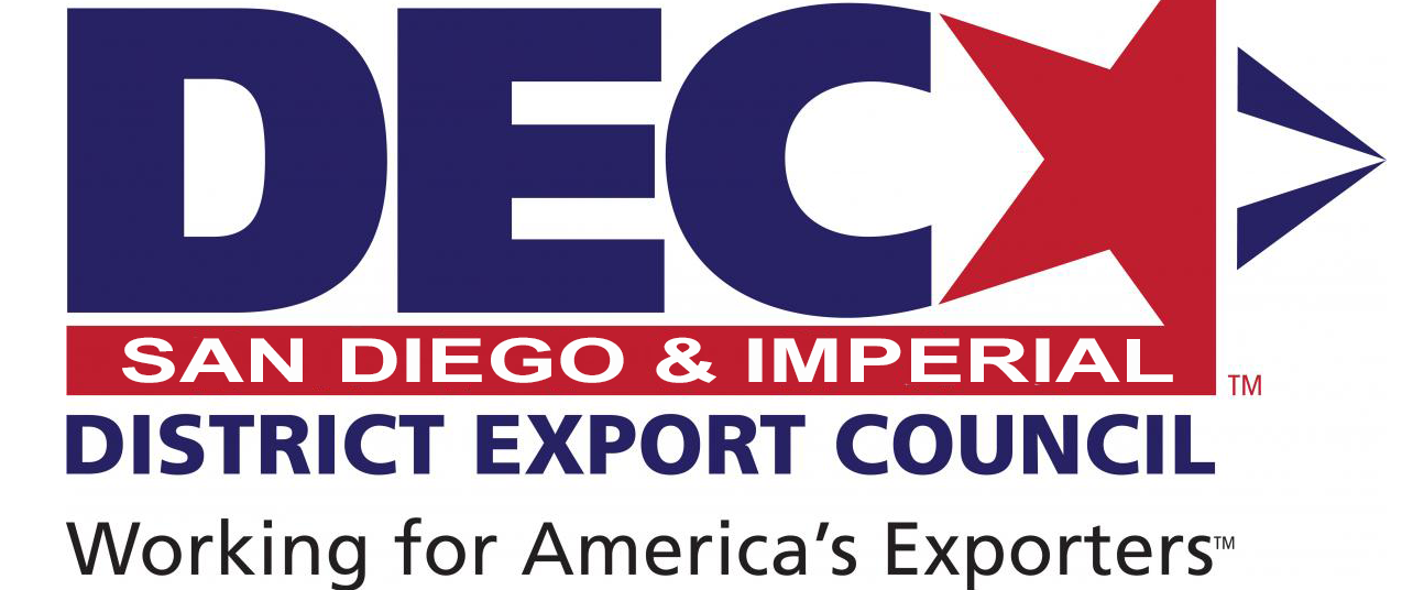 San Diego and Imperial Valley District Export Council