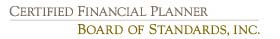 Certified Financial Planner Board of Standards, Inc.