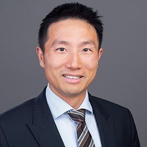 Headshot of Jeff Wang, Ph.D.