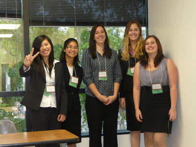 April 2011, International Business Strategy Competition Team