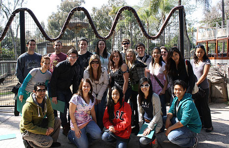 March 2011, Biomimicry Fieldtrip at the Zoo