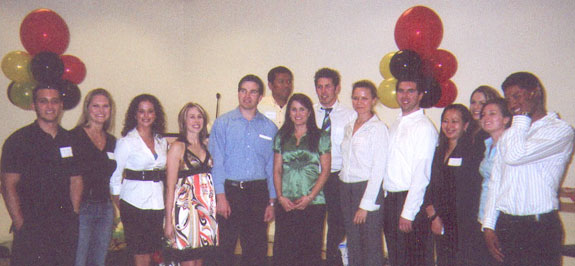 May 2007, College of Business Administration Honors Reception