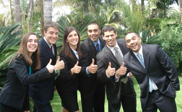 April 2010, International Collegiate Business Strategy Competition Team