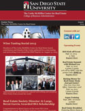 August 2013 Newsletter cover