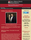 January 2014 Newsletter cover