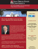 October 2013 Newsletter cover