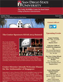 September 2013 Newsletter cover