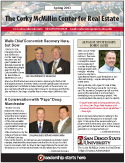 Spring 2013 Newsletter cover